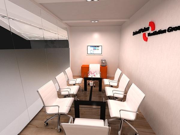 Exhibition Stand Design Barcelona : Corporate identity soler palau exhibition design on