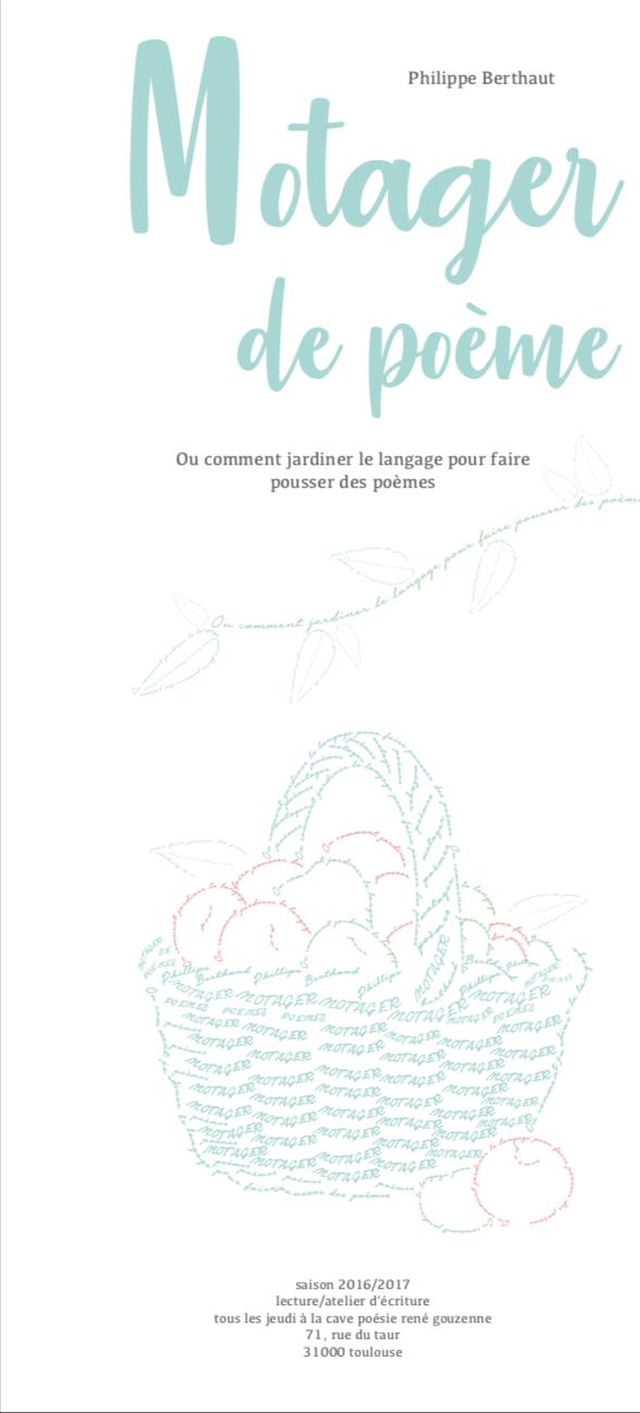 Recueil De Poème On Behance