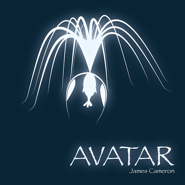 Avatar 2 Poster: Avatar. Minimal Poster On Behance