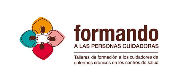 marca educación flor Sanidad FPC formando personas Ministerio de sanidad conselleria de sanidad Health healthy salud