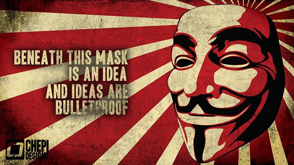 Ideas Are Bulletproof