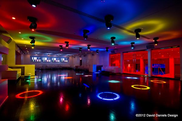 Compound nightclub atlanta on behance - Interior design schools in atlanta ...