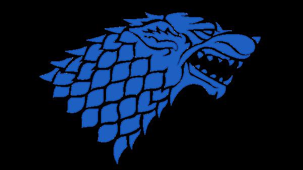 Game of Thrones - House Stark Sigil HD Wallpaper on Behance