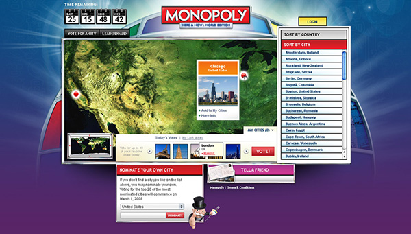 Monopoly Here And Now World Edition On Behance