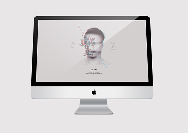 design graphisme Website adobe muse