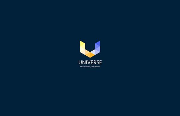 Universe App Logo Design On Behance