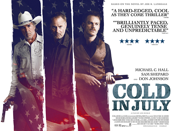 COLD IN JULY on Behance