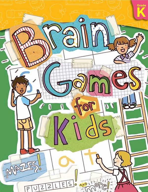 brain games for kids series for tcm on behance. Black Bedroom Furniture Sets. Home Design Ideas