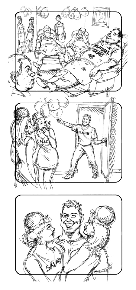 Storyboards On Behance