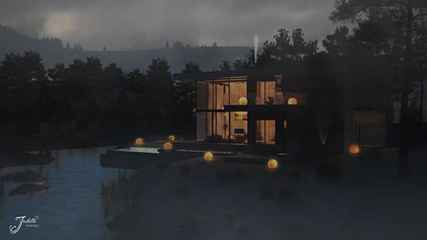 3D visualiser Render 3D Studio Max vray photoshop reel