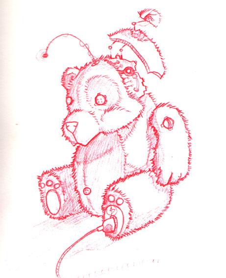 DSG 1716: Like a Teddy Bear