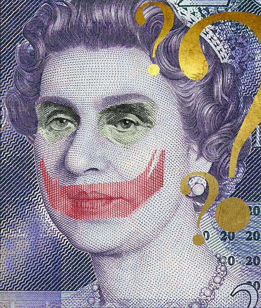 yuan renminbi Abraham Lincoln Mao Zedong money SuperHero Banknote queen elizabeth pound