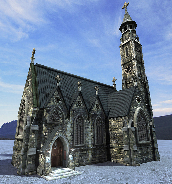 church-gothic-topless-photos