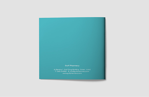 Gulf Pharmacy Discount Booklet - Creative Noon Agency on