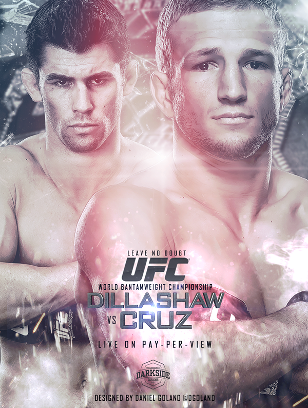 UFC Fight Night 81: Dillashaw vs Cruz