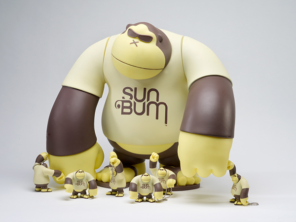 Sun Bum Mascot On Behance