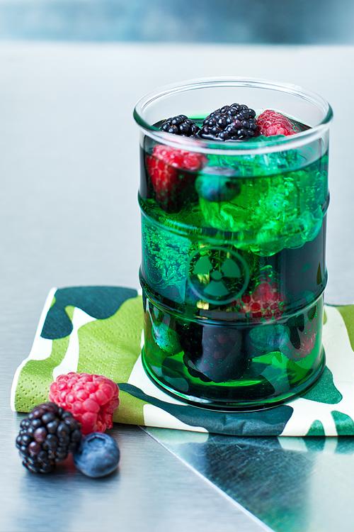 Incredible Hulk cocktail on Behance