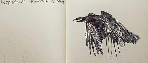 moleskine,sketches,watercolors,portraits