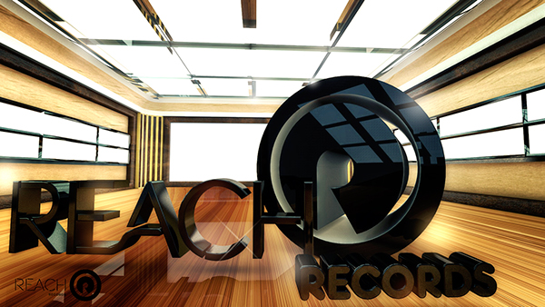 Reach Records Wallpaper Reach Records 3D Logo ...