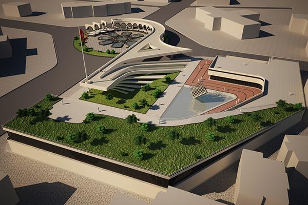 Urban Space Design On Behance