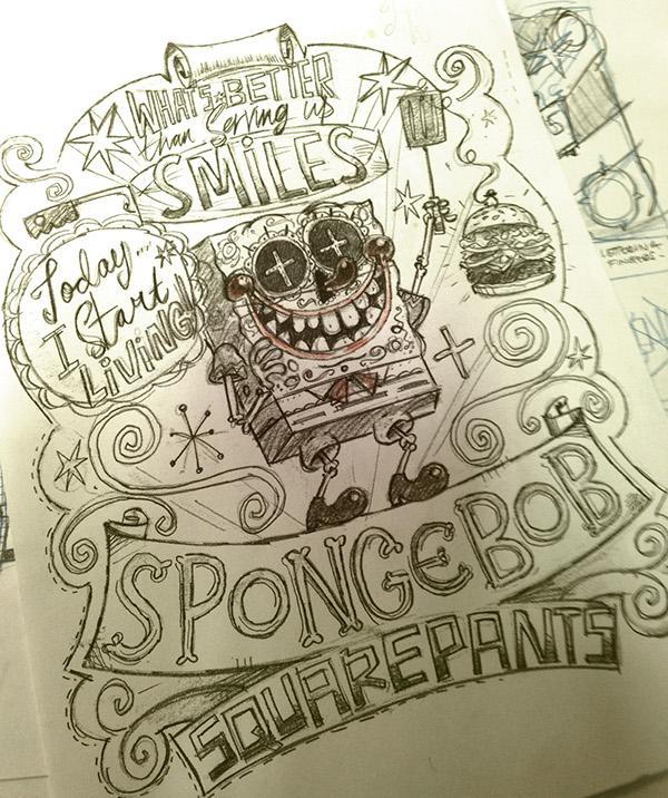 sugar spongebob