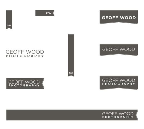 Photographer Logo logo identity watermark