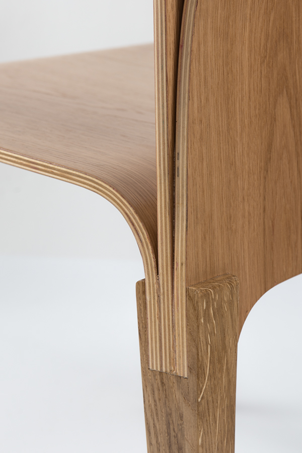 The New Construction Method For Wooden Furniture On Behance
