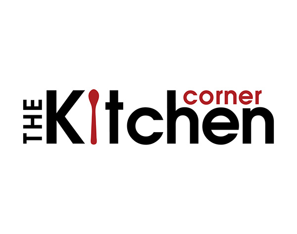 Kitchen Store Logo the kitchen corner logo on behance