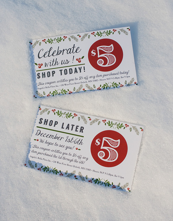 Holiday Open House Invite On Behance