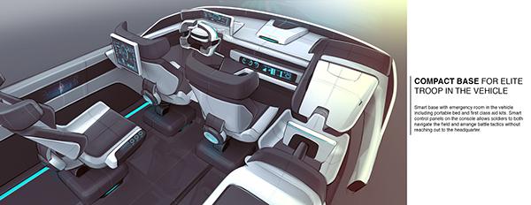 Tardec interior design 2035 project on ccs portfolios for Ccs interior design