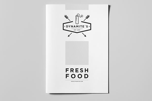 Food Amp Restaurant Menu Design On Behance