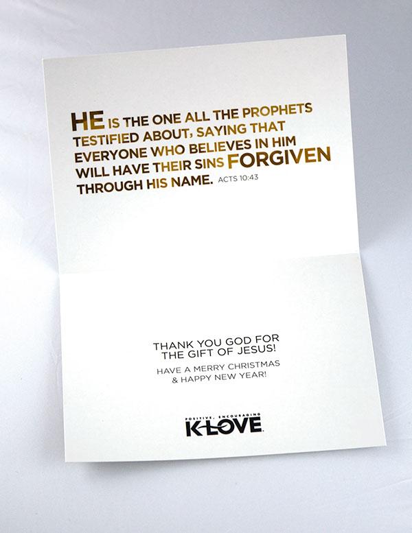 K Love Christmas.K Love Christmas Card 2013 On Behance