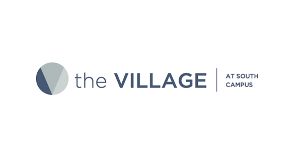 the village at south campus logo on behance