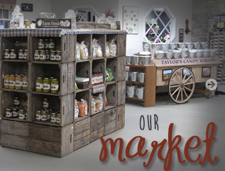 e-commerce Farm Market water hauling organic Country Style AMerican pride