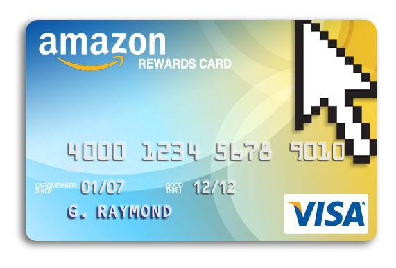 amazon visa card designs