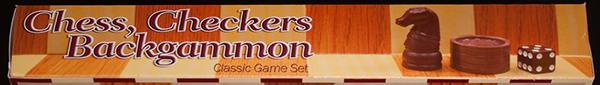chess checkers Backgammon board games Fun elegant sophisticated chocolate brown vanilla White Checkerboard box dice die Classic