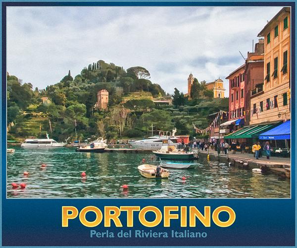 Italian Riviera Posters On Behance
