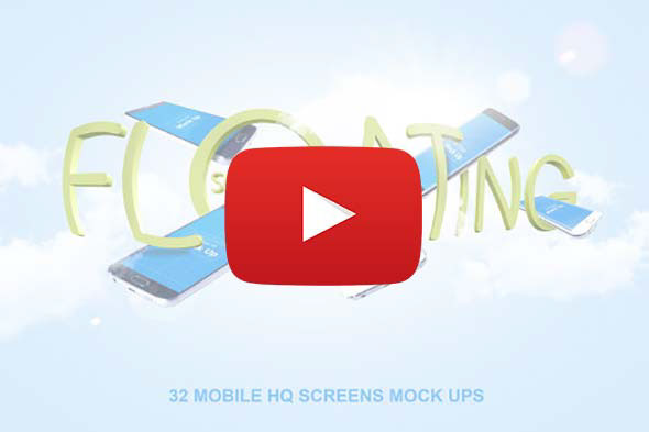 S6 & S6 Edge Floating Screens - 1