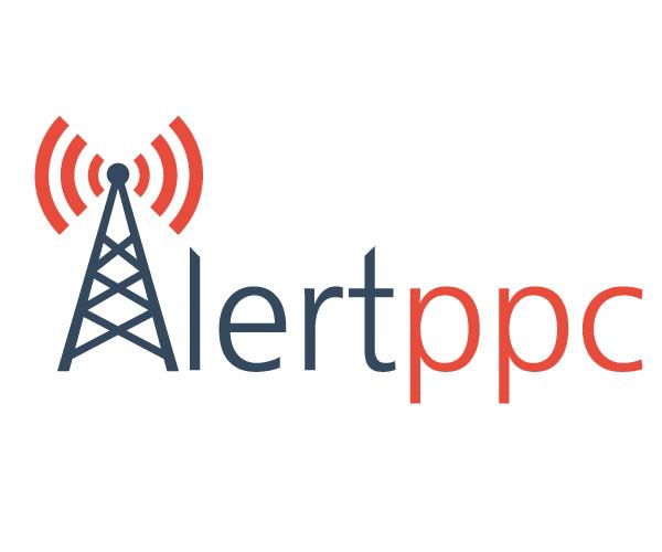 logo Logotipo alertppc adinton