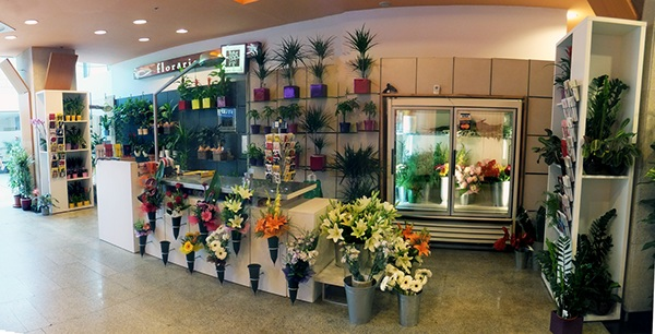 Flower Shop Design Ideas Flower Shop Workshop On Behance