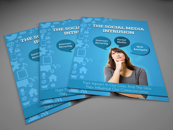 Social Media Flyer Template on Behance