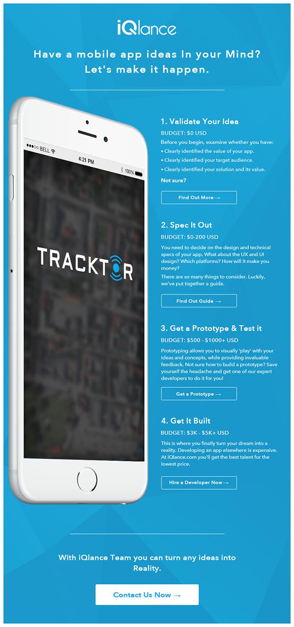 GPS Tracking - Apps Designing Idea. on Wacom Gallery