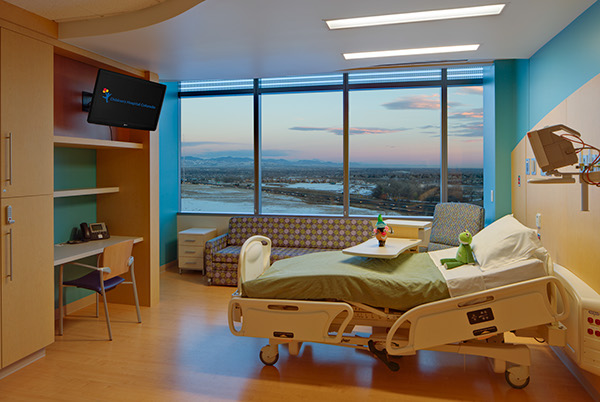 Children's Hospital Colorado South Campus on Behance