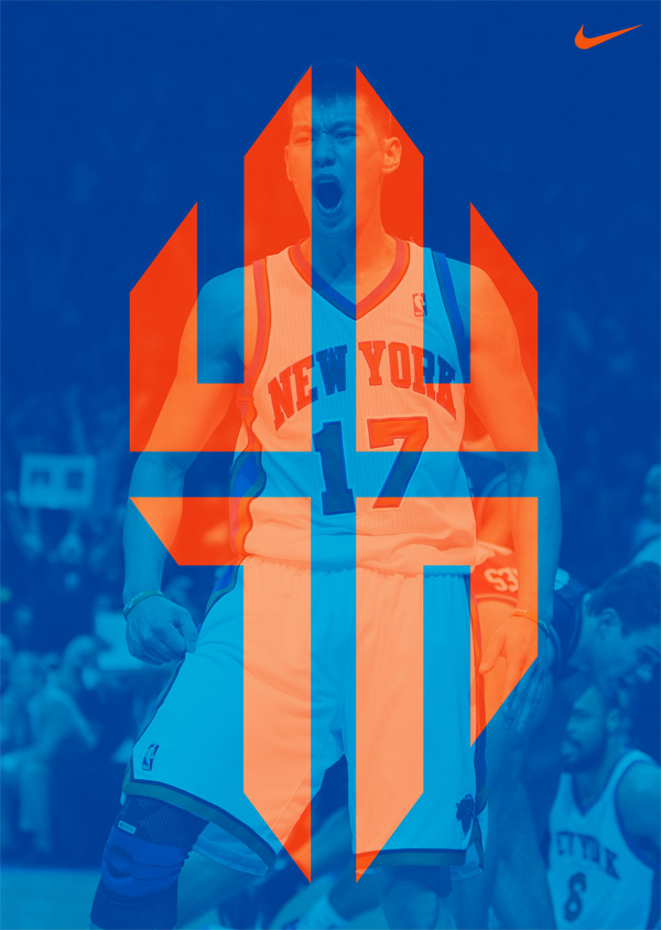jeremy lin logo on behance