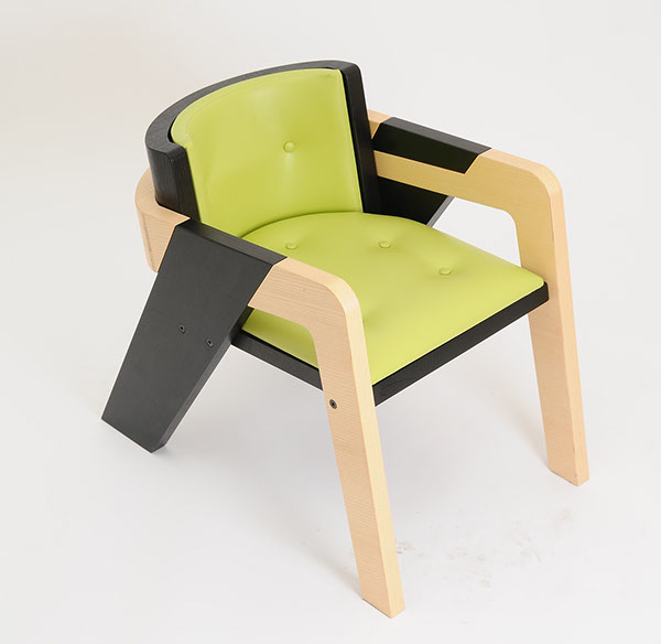 Fidi Interior Design Courses In Florence Italy An: IO Chair On Behance