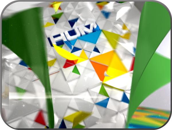 Hum Tv New Logo ID on Behance