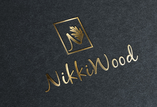 Logo For Wood Processing Company NikkiWood