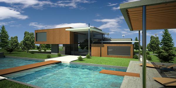 house ytong on behance. Black Bedroom Furniture Sets. Home Design Ideas