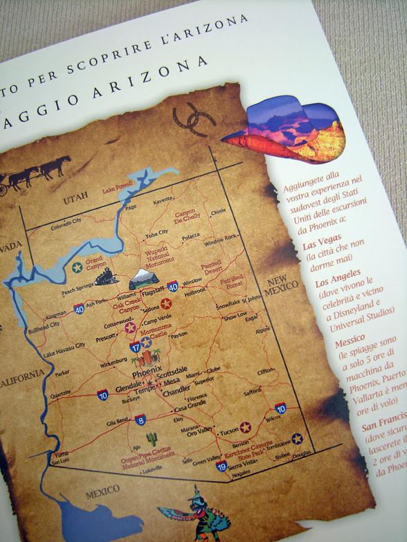 pocket folder trifold brochure Business Cards Travel & Tourism