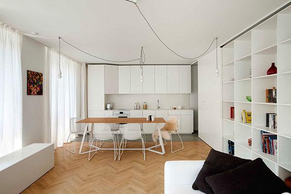 Apartment J01 - Julia on Behance